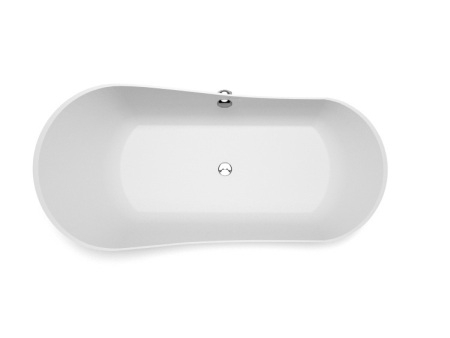 Akmens masas vanna Adeona, Ванна из каменной массы Adeona, Stone cast bathtub Adeona