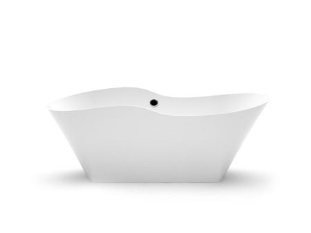 Akmens masas vanna Amida, Ванна из каменной массы Amida, Stone cast bathtub Amida