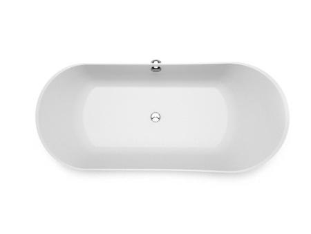 Akmens masas vanna Calipso, Ванна из каменной массы Calipso, Stone cast bathtub Calipso