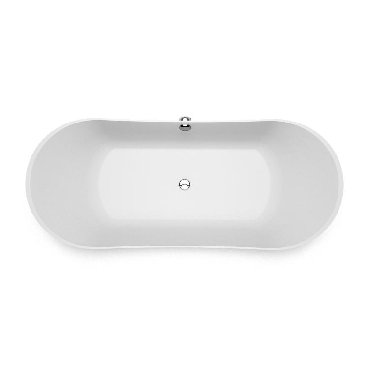 Freestanding bath Belisana 3 top