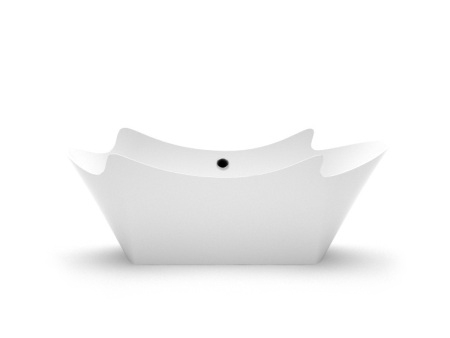 Akmens masas vanna Eracura, Ванна из каменной массы Eracura, Stone cast bathtub Eracura
