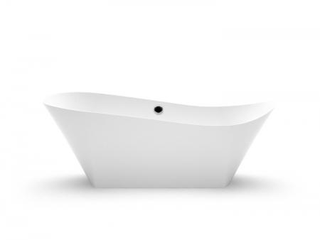 Akmens masas vanna Kami, Ванна из каменной массы Kami, Stone cast bathtub Kami