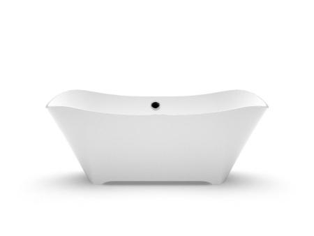Akmens masas vanna Lante, Ванна из каменной массы Lante, Stone cast bathtub Lante