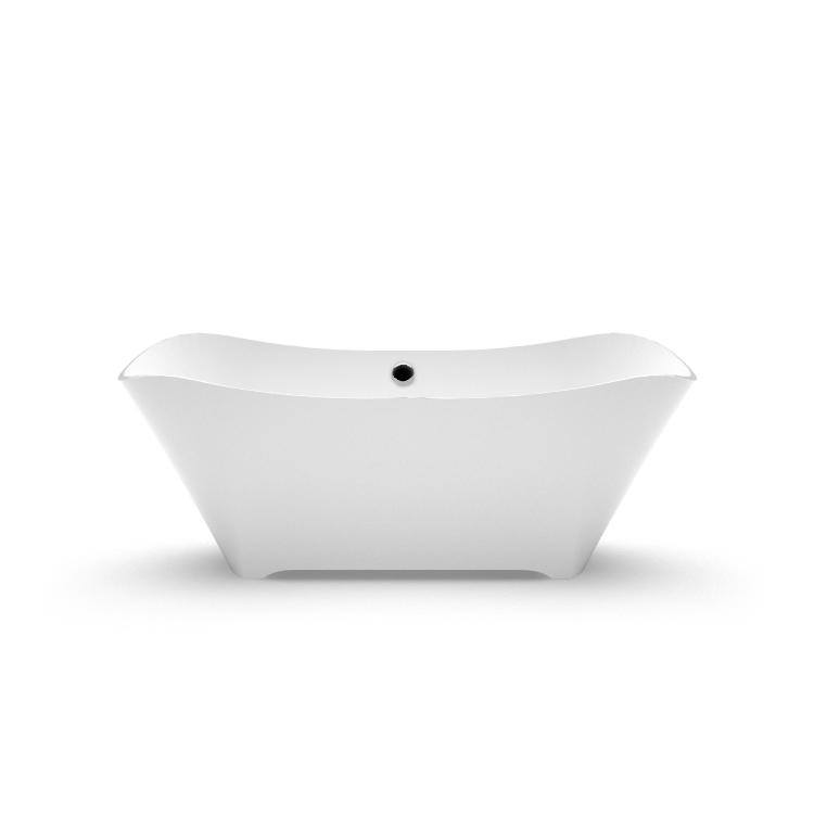 Akmens masas vanna Lante 2 fr, Ванна из каменной массы Lante 2 fr, Stone cast bathtub Lante 2 fr