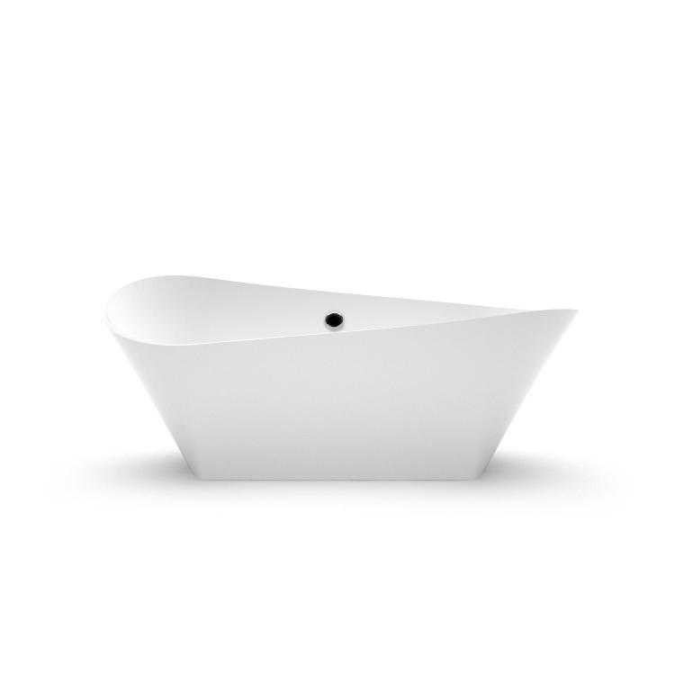 Akmens masas vanna Kleodora fr, Ванна из каменной массы Kleodora fr, Stone cast bathtub Kleodora fr