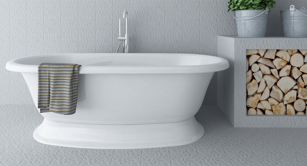 Freestanding Bath Recanto, Vanna Recanto 3d2