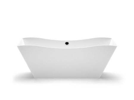 Akmens masas vanna Eudore, Ванна из каменной массы Eudore, Stone cast bathtub Eudore
