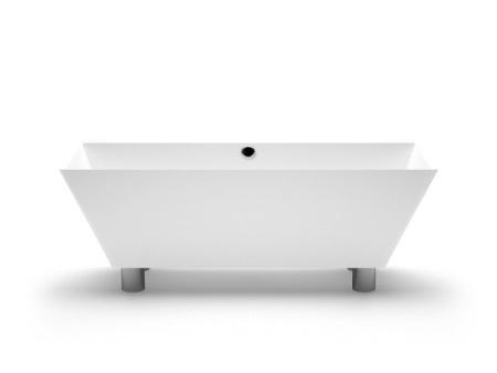 Akmens masas vanna Doride, Ванна из каменной массы Doride, Stone cast bathtub Doride