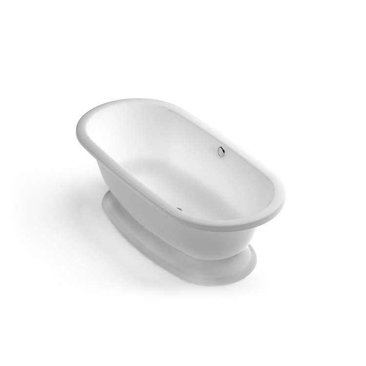 Freestanding Bath Recanto, Vanna Recanto iso