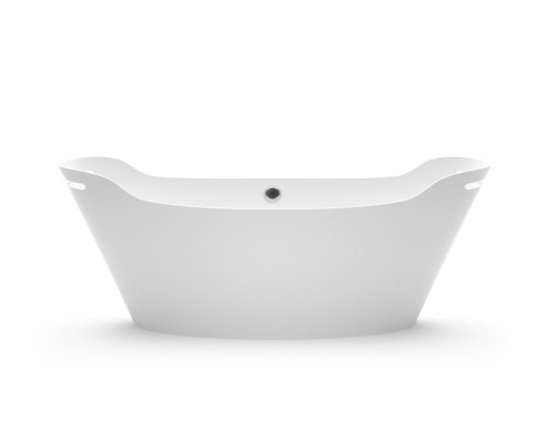 Akmens masas vanna Tiche 1 fr, Ванна из каменной массы Tiche 1 fr, Stone cast bathtub Tiche 1 fr