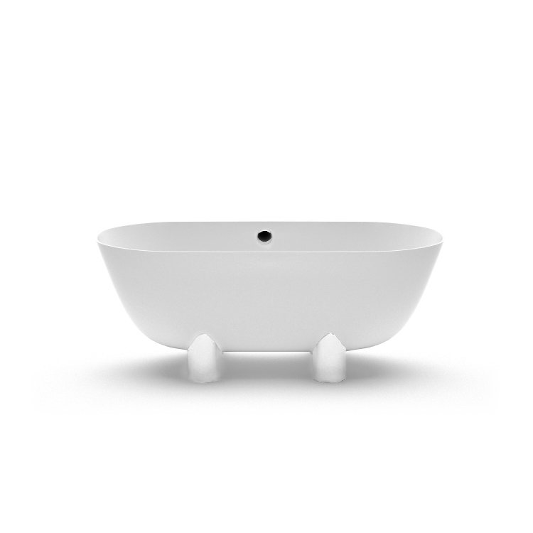 Freestanding Bath Damona 3, brīvi stāvoša vanna Damona 3 fr