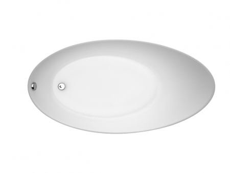 Cast stone freestanding Bath Proteus top