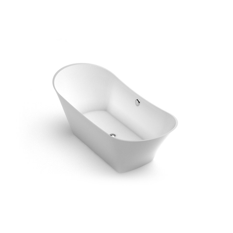 Akmens masas vanna Belisana 3 iso, Ванна из каменной массы Belisana 3 top, Stone cast bathtub Belisana 3 iso