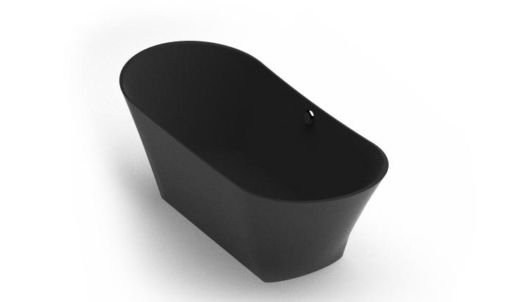 Brīvi stāvoša vanna Belisana, Freestanding bath Belisana 1 b iso