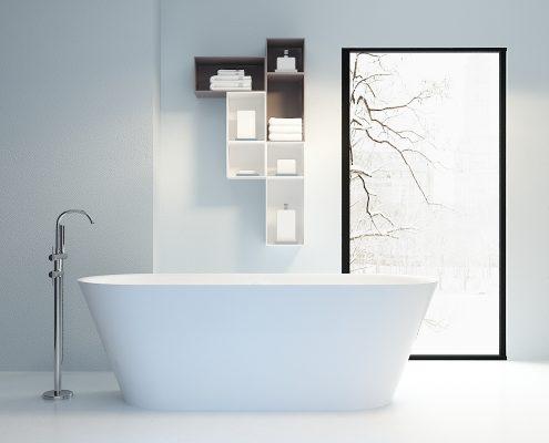 Freestanding bath Selene Vanna Selene