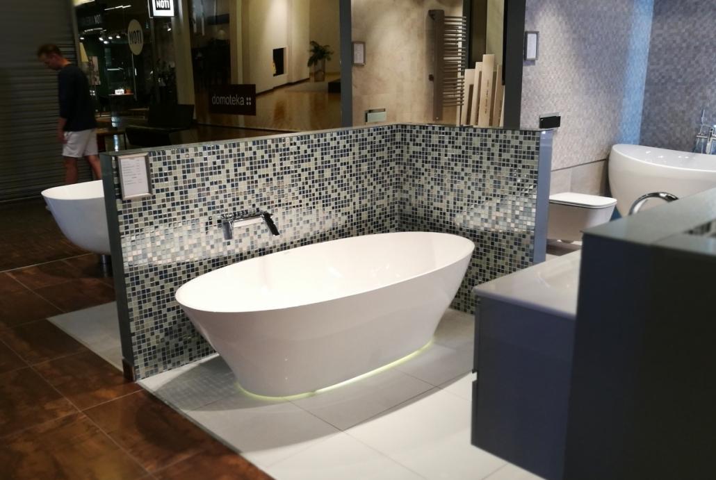 Bathroom design - Bath Galatea