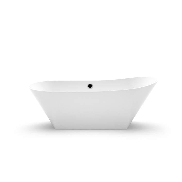 Brīvi stāvoša vanna Calipso iso, Отдельностоящая ванна Calipso iso, Freestanding bath Calipso fr