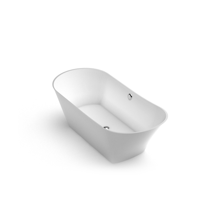 Brīvi stāvoša vanna Calipso iso, Отдельностоящая ванна Calipso iso, Freestanding bath Calipso iso