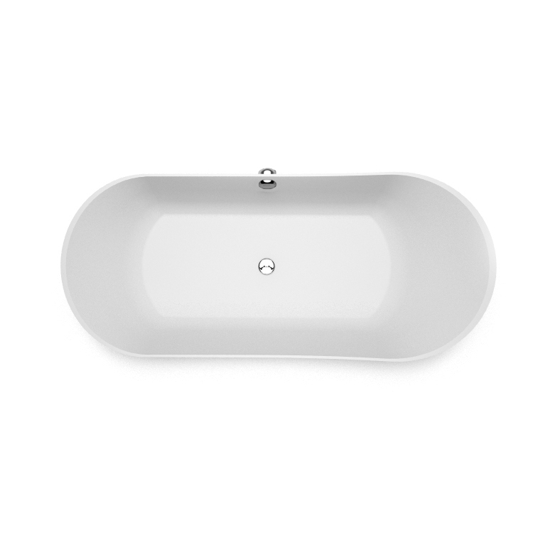Brīvi stāvoša vanna Calipso iso, Отдельностоящая ванна Calipso iso, Freestanding bath Calipso top