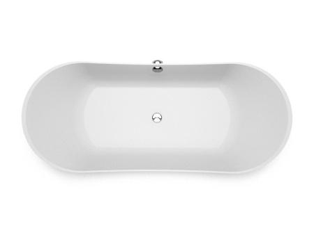 Brīvi stāvoša vanna Belisana, Freestanding bath Belisana top