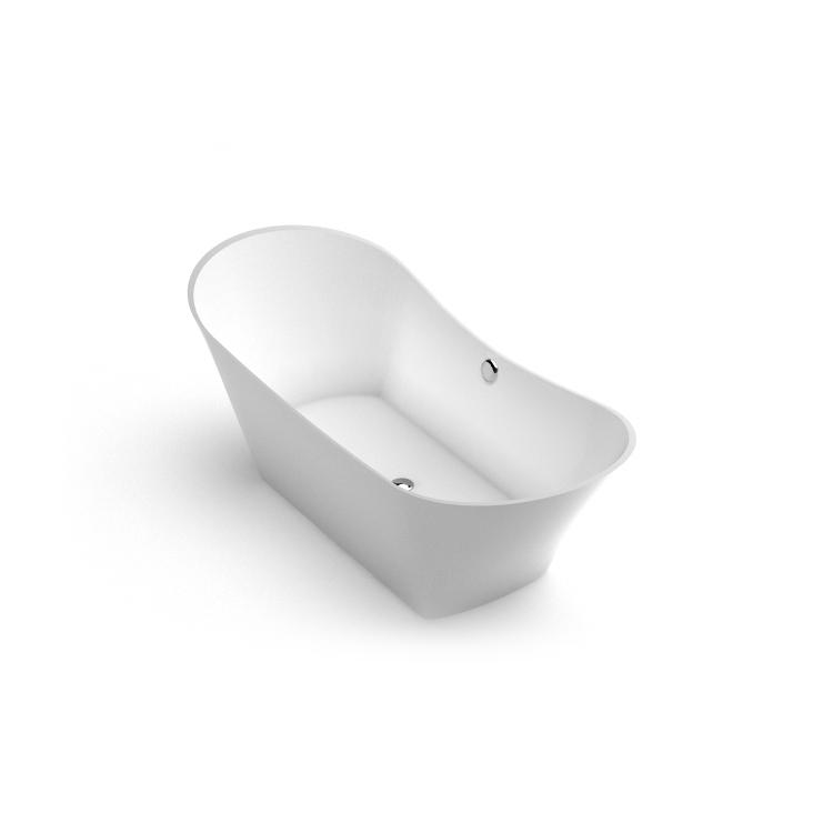 Freestanding bath Belisana 2 iso
