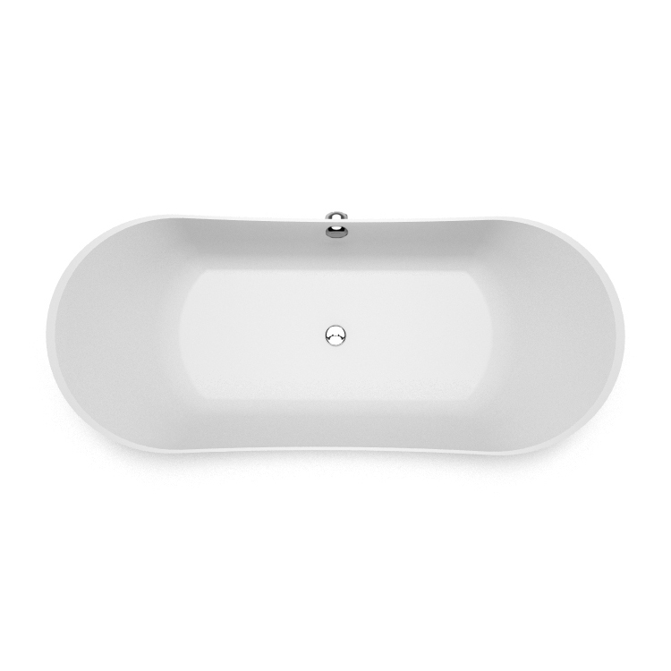 Freestanding bath Belisana 3 top
