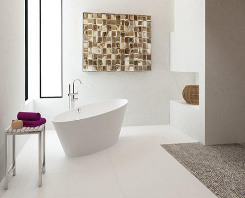 Brīvi stāvoša vanna Carmenta