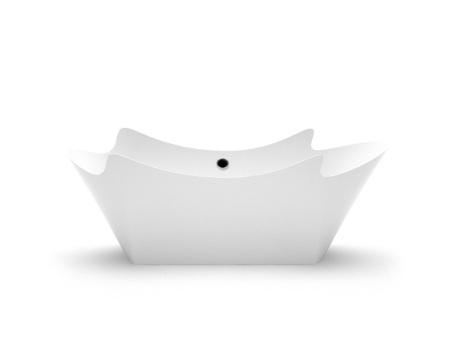 Brīvi stāvoša vanna Eracura, Frestanding Stone cast bath Eracura fr