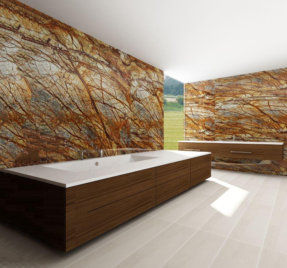 Akmens masas vanna Erunna Individual, Ванна из каменной массы Erunna Individual, Stone cast bathtub Erunna Individual design