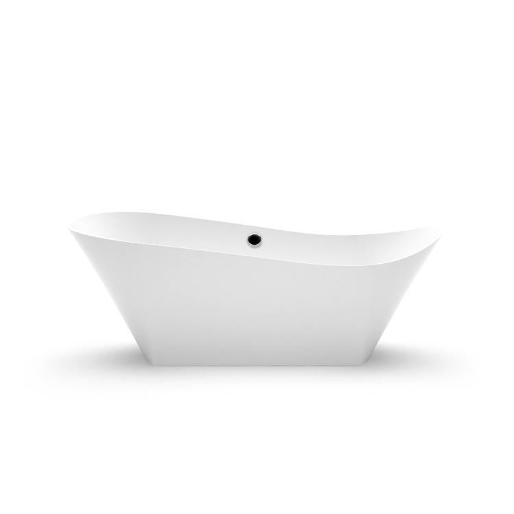 Brīvi stāvoša vanna Kami, Freestanding bath Kami 1 fr
