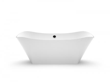 Brīvi stāvoša vanna Lante, Freestanding Bath Lante 1 fr