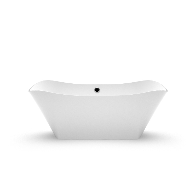 Brīvi stāvoša vanna Lante 2 top, Отдельностоящая ванна Lante 2, Freestanding bath Lante 1 fr