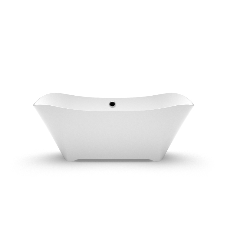 Brīvi stāvoša vanna Lante, Freestanding Bath Lante 2 fr