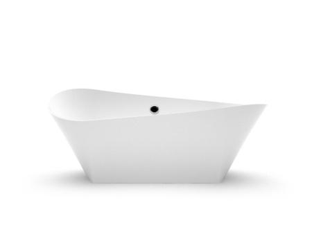 Akmens masas vanna Kleodora, Ванна из каменной массы Kleodora, Stone cast bathtub Kleodora