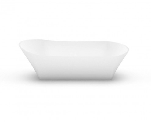 Stone cast washbasin Calipso