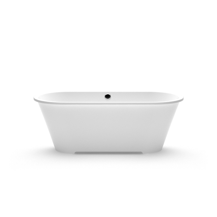 Stone cast bathtub Dafne