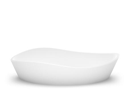 Akmens masas izlietne Luxovio, Раковина из каменной массы Luxovio, Stone cast washbasin Luxovio
