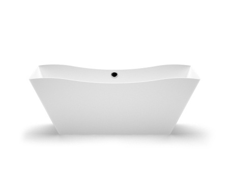 Akmens masas vanna Eudore, Ванна из каменной массы Eudore, Freestanding bathtub Eudore