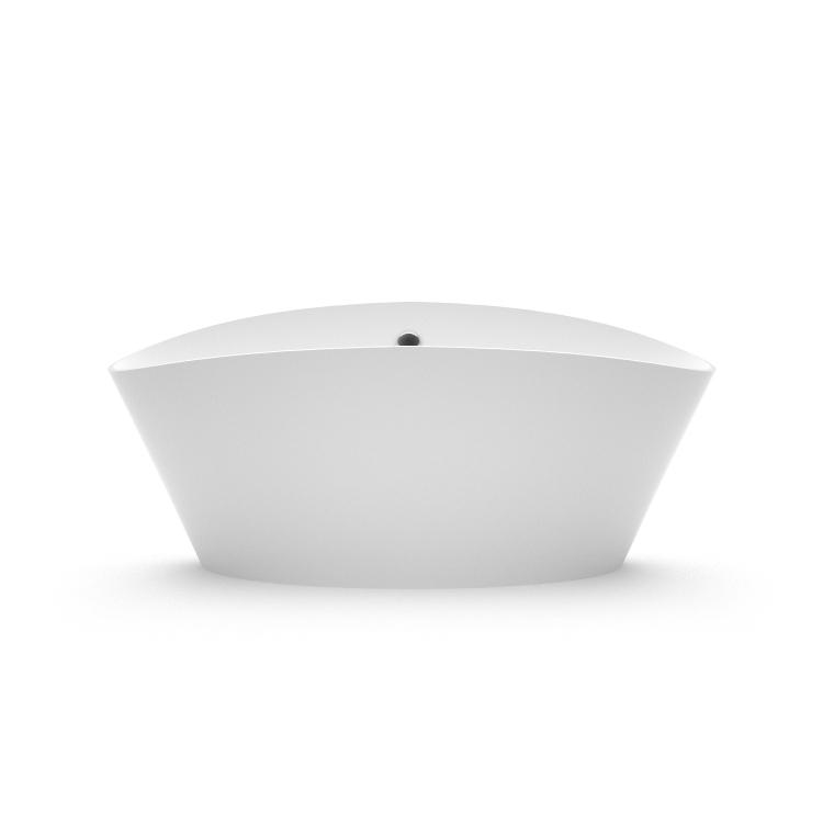 brīvi stāvoša vanna Dione 1 fr, Ванна из каменной массы Dione 1 fr, Freestanding bath Dione 1 fr