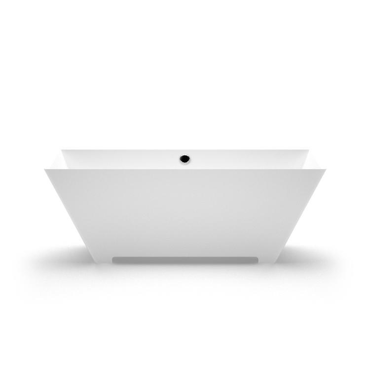 Brīvi stāvoša vanna Erunna