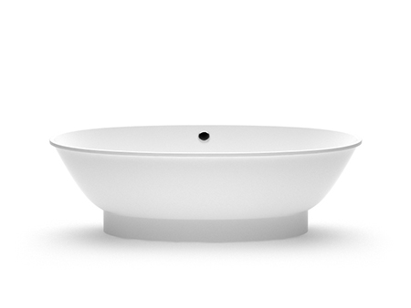 Stone cast bathtub Estia
