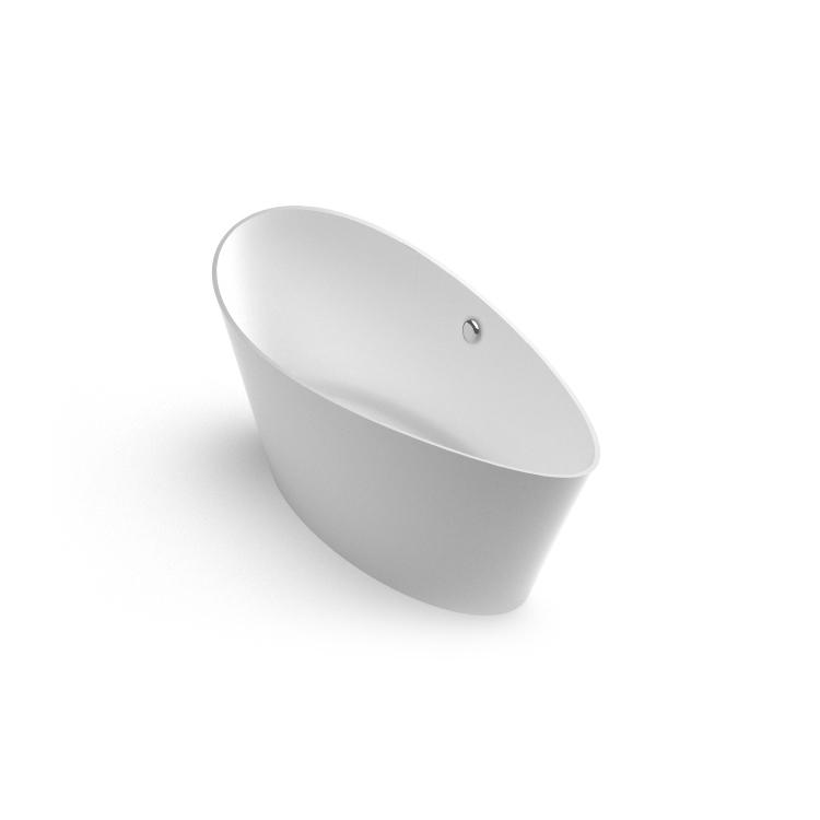 Freestanding bath Iside iso