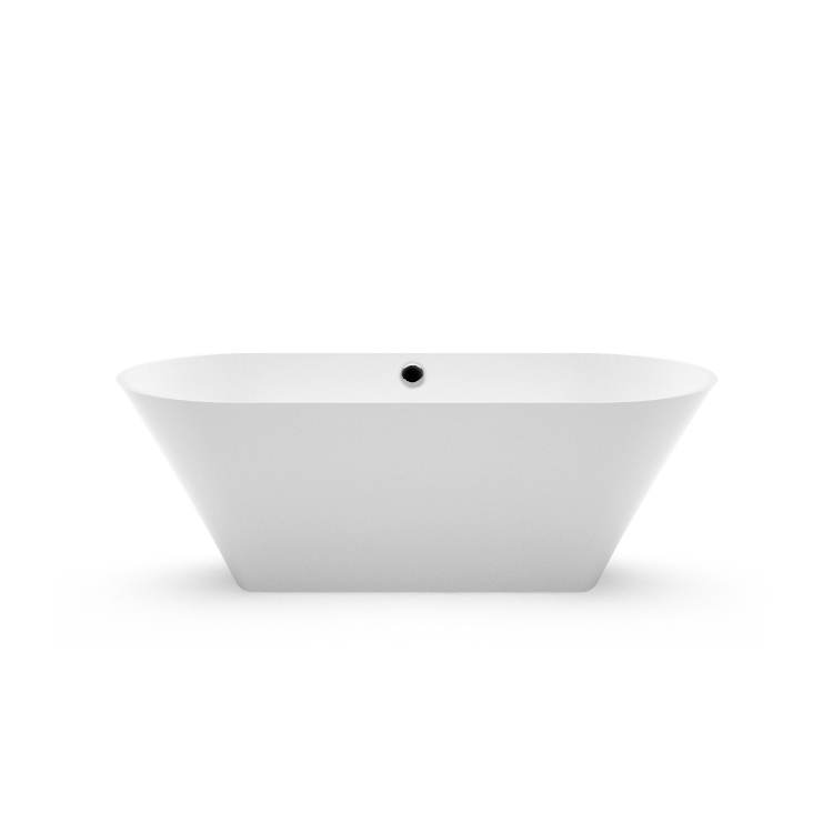 Freestanding bath Ornea 2 fr