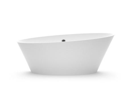 Vanna Carmenta, freestanding bath Carmenta 3d1