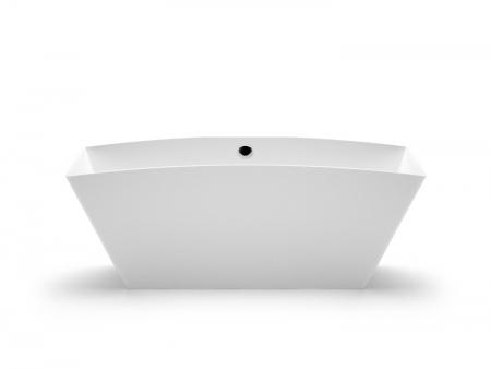 Akmens masas vanna Ondina, Ванна из каменной массы Ondina, Freestanding bath Ondina