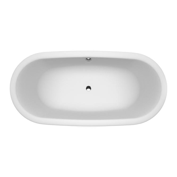 Brīvi stāvoša vanna Recanto, Ванна из каменной массы Recanto, Freestanding bath Recanto
