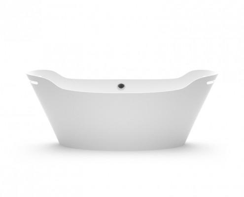 brīvi stāvoša vanna Tiche 1 fr, Ванна из каменной массы Tiche 1 fr, Freestanding bath Tiche 1 fr