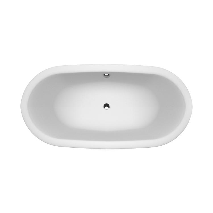 Brīvi stāvoša vanna Micanto, Ванна из каменной массы Micanto, Freestanding bath Micanto