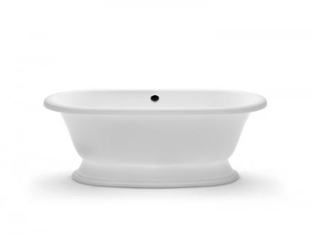 Brīvi stāvoša vanna Micanto, Ванна из каменной массы Micanto, Stone cast bathtub Micanto