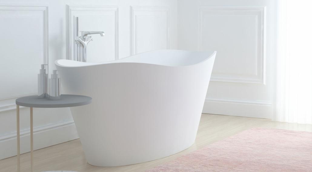 Brīvi stāvoša vanna Alfeo, freestanding bath Alfeo